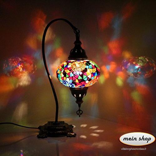 lampe orientale modèle 01