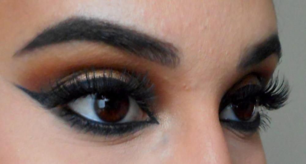 le maquillage libanais avant/après : test et avis