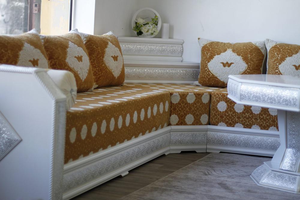 Salon marocain : comment choisir un salon marocain moderne ...
