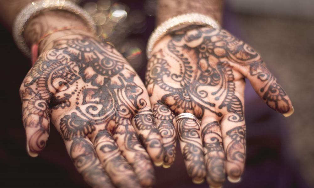 lle top des tatouages au henné noir